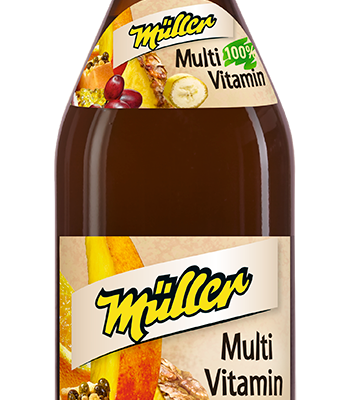 Multi-Vitamin-Saft