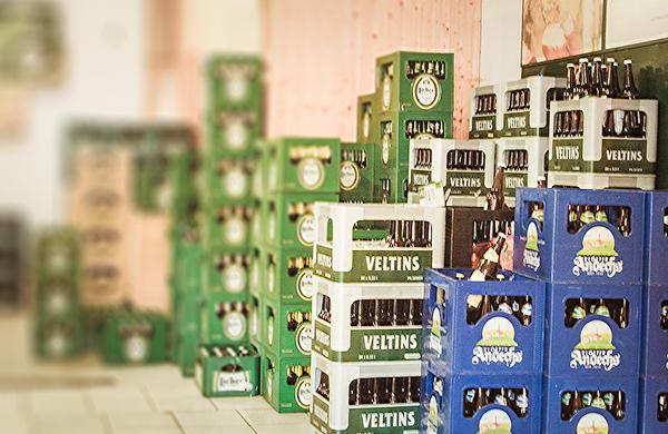 Mühle Klein - Getränkehandel